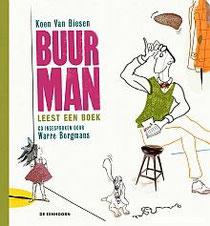 Recensie: Buurman leest een boek - Koen Van Biesen - De Boekenkast