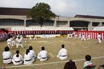 武道振興協議会設立「武道祭」防州スポーツ少年団演武