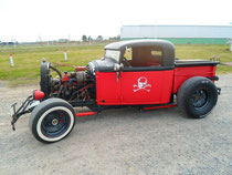 RAT ROD Ford  A 31