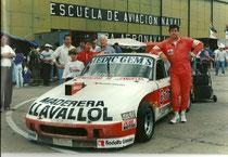 Ford Falcon TC Juan Carlos Nesprias