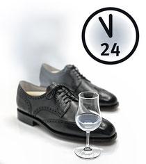 Schuhe immer 24 Std trocknen lassen