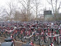 Wo ist mein Fahrrad?