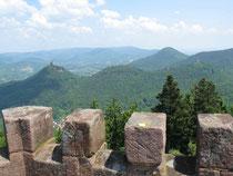 Grandioser Blick vom Rehberg