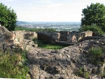 Schauenburg über Heidelberg