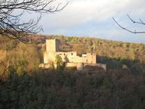 geheimnisvolle Burg