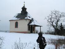 Kapelle auf der Kleinen Kalmit