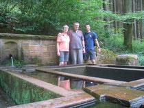 Waschbrunnen bei Esthal