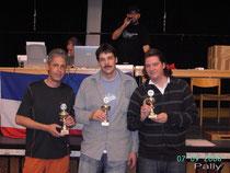 Peter, Pally + Freddy bei der Kult Classics