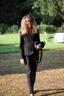 Iris Klöpper at work