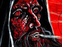 Fenice bande dessinée Phlégias gardien des enfer
