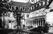 Le cloître de Saint-Dominique - 1960