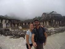 Mystische Stimmung in Palenque