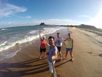Endlich am Meer - Am Rande des Yala-Nationalparks