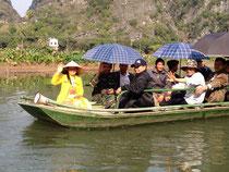 Vietnamesische Touristen ... supernett!