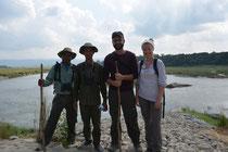 Unser Expeditionstrupp; Links Seven und M