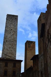 Türme von San Gimignano