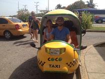 Coco-Taxi-Driver Toni