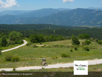 Mountainbike Tour in Bulgarien