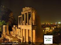 Römisches Theater in Plovdiv