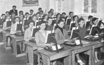 Bild einer Mädchenklasse
