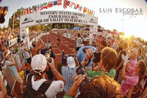 """Zieleinlauf beim """"WS 100"""" Foto: Luis Escobar"""
