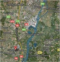 Crêches sur Saône
