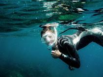 snorkeling cap ferrat