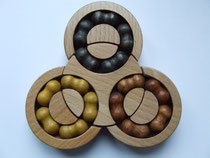 Trio puzzle by Clever Toys