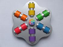 Magic Disk Puzzle