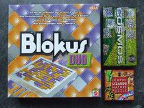 Magic squares / Blokus