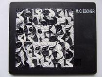 Escher Sliding puzzle