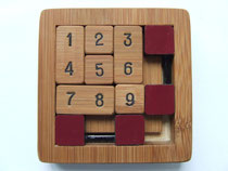 Slide-9 puzzle
