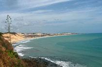 Strand südlich von Natal