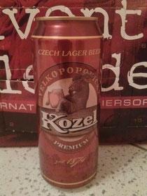 Kozel Lagerbier