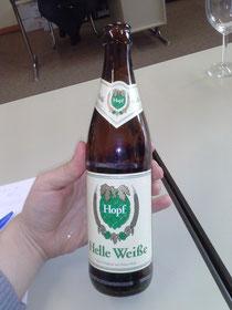 Hopf Helle Weiße