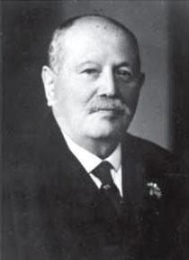 Josef Hermann, um 1930, aus WERNER 1998, S. 57