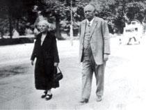 Frieda und Josef Herrmann in den 1930er-Jahren, aus WERNER 1998, S. 78