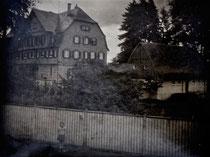 Fürsorgeheim Oberensingen 1932 von Osten, Privatarchiv Werner Föhl. mit freundlicher Genehmigung