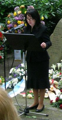 Petra Rosenberg, 2010, Foto: MarsmanRom, Lizenz: Creative Commons Attribution-Share Alike 3.0 Unported