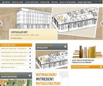 Virtueller Geschichtsort Hotel Silber
