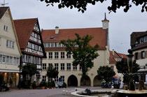 Die Mörikeschule in Nürtingen, Foto: Manuel Werner