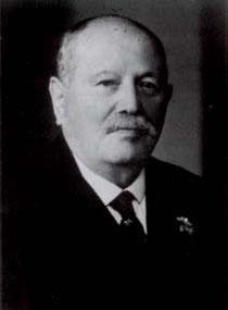 Josef Herrmann, um 1930, Foto: privat, alle Rechte vorbehalten!