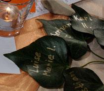 """Erinnerung an Luise Marie I. und andere """"Euthanasie""""-Opfer, gestaltet von Schülerinnen des Max-Planck-Gymnasiums Nürtingen, 2014, Foto: Manuel Werner"""