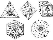 Urenergien und die heilige Geometrie nach Keppler