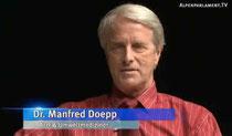 Umweltexperte Dr. M. Doepp