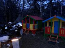 Campingplatz Nr. 3 in Gap an der N 85