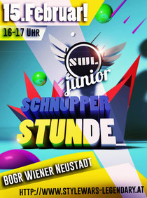 SWL-Juniors - Schnuppertraining
