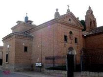 Fontiveros - Chiesa sul sito della casa natale di S. Giovanni