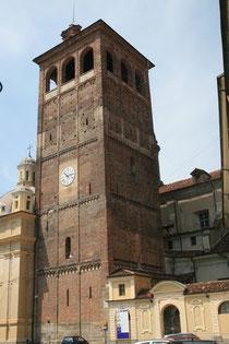 Campanile del duomo di Vercelli