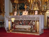 Alcalà - Altare del Convento